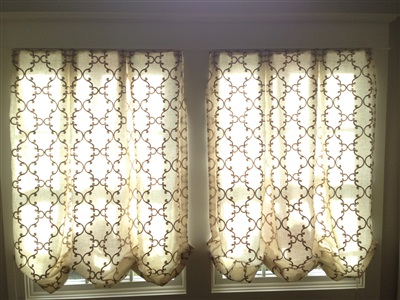 Beautiful Custom Drapes