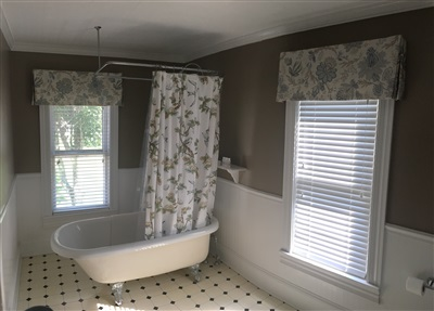 Bathroom Window Blinds
