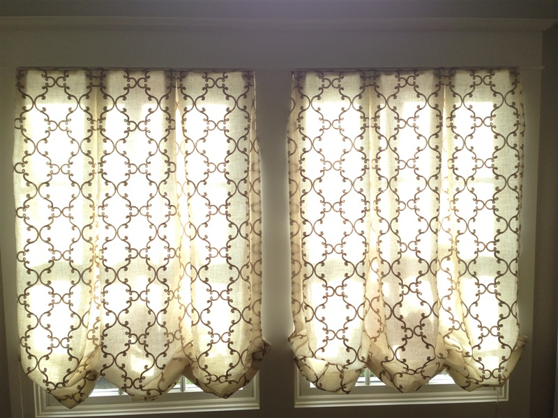 Custom Designed Drapes